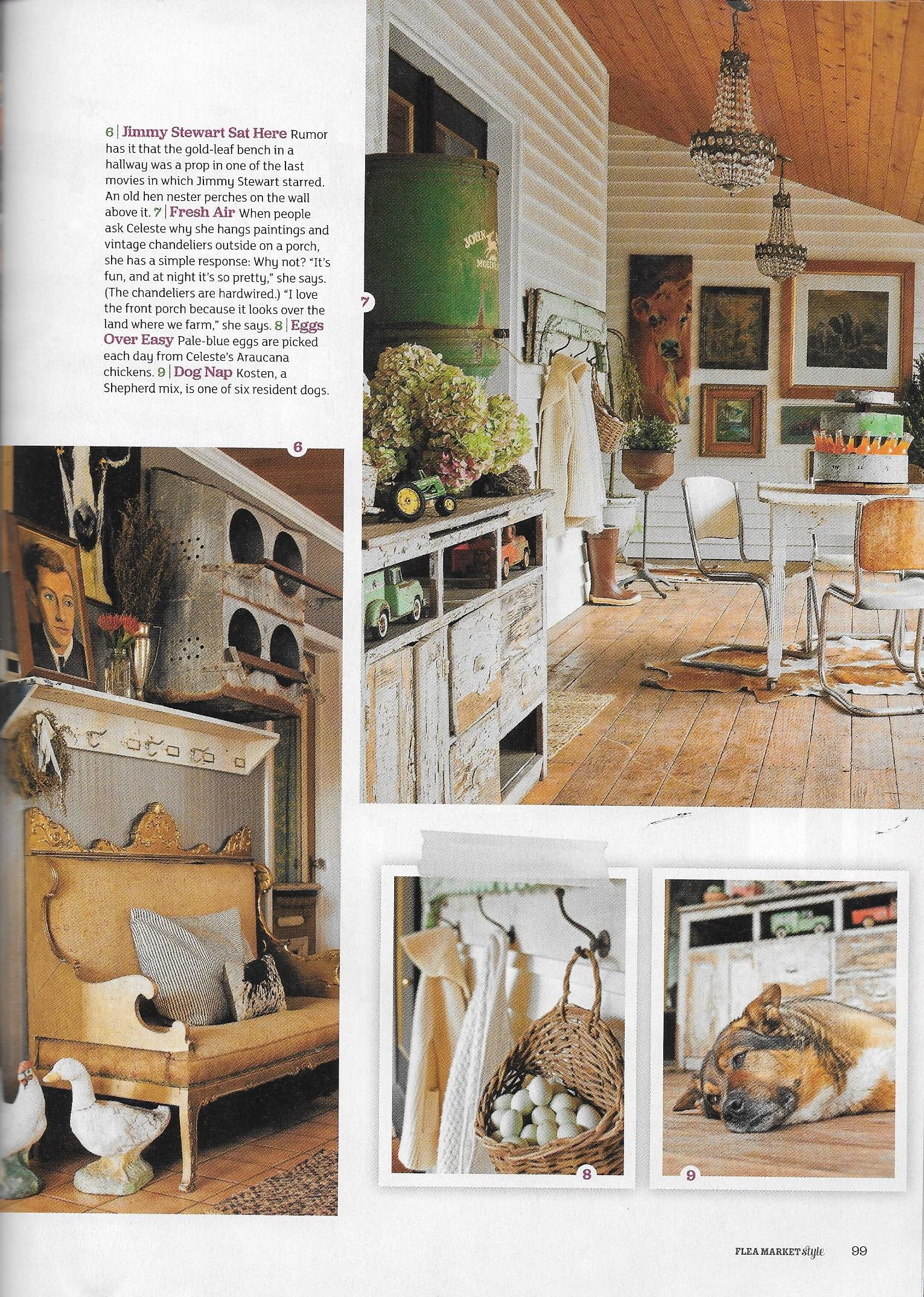 top 28 flea market style magazine the porch atelier the reveal flea market style magazine. Black Bedroom Furniture Sets. Home Design Ideas